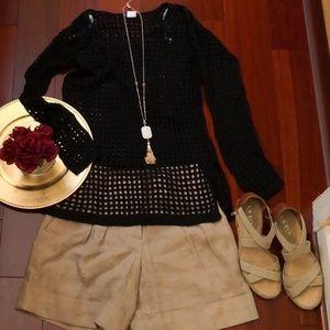 Venus cover up or summer knitt top